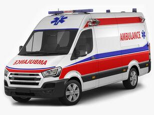 новая машина скорой помощи HYUNDAI H 350