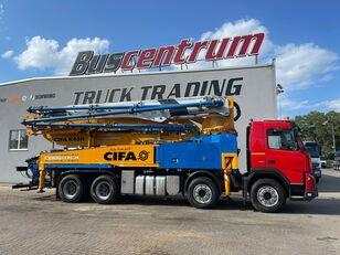 автобетононасос Cifa  на шасси VOLVO FM X 460 8x4 CIFA K 45H Carbotech / German Truck