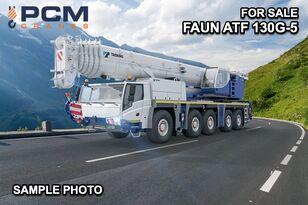 автокран FAUN ATF 130G-5