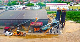 новый бетонный завод Fabo TURBOMIX 100 Mobiles Centrales À Béton