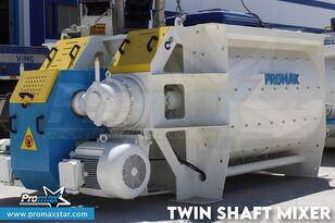 новый бетонный завод PROMAX 2 m3 /3 m3 TWIN SHAFT MIXER
