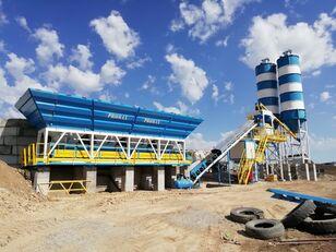 бетонный завод PROMAX Compact Concrete Batching Plant C100-TWN-LINE (100m3/h)