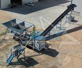 новый бетонный завод PROMAX Impianto di Betonaggio Mobile PROMAX M35 (35m³/h)