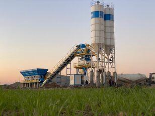 новый бетонный завод PROMAX Impianto di Betonaggio Stazionario PROMAX S130-TWN (130m³/h)