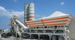 новый бетонный завод SEMIX MOBILE CONCRETE BATCHING PLANTS 100 S4