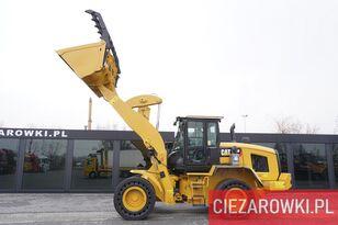 фронтальный погрузчик CATERPILLAR 938M , 17.5t , grab bucket , auto-greasing , cab air filter , jo