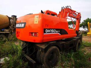 колесный экскаватор DOOSAN DH150W