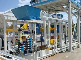 новое оборудование для производства бетонных блоков SUMAB OFFER! R-1000 (2000 blocks/hour) Stationary block machine